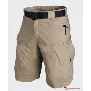 ARMOR Men's Urban Tactical Uncutable, Waterproof Military Shorts - GadgetEmporio.com