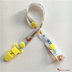 Baby Pacifier Chain Clip to Prevent Loss of Pacifier - GadgetEmporio.com