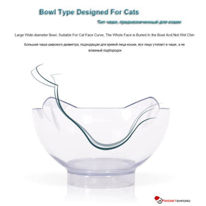 Double Cat Shaped Feeding Bowls with Raised Stand for Food and Water Bowls For Cats or Dogs - GadgetEmporio.com