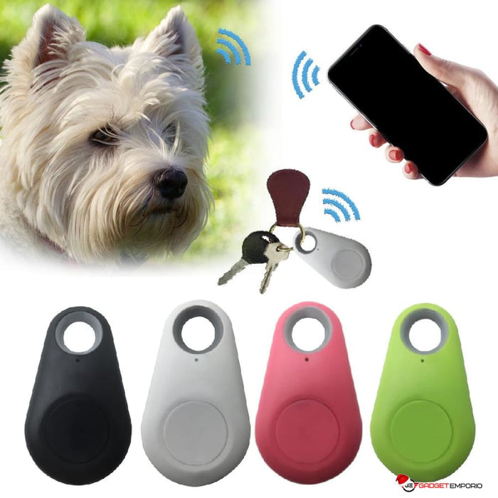 PET FINDER - Mini GPS Smart Tracker for Pets & Keys  - Never Risk Losing your Pets or Keys Again! - GadgetEmporio.com