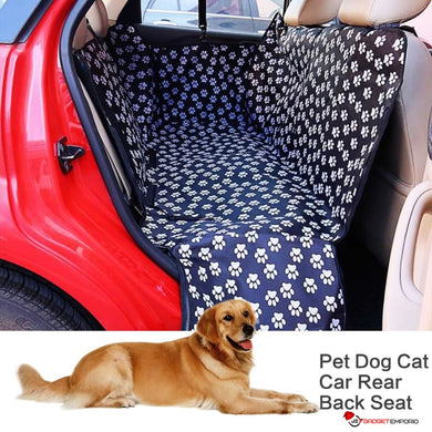 Waterproof Backseat Cushion Protector for Pets – Keeps Backseat Cushions Protected from Pets - GadgetEmporio.com