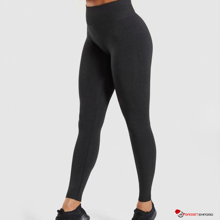 Women's High Waist Seamless Push Up Yoga Pants Leggings - GadgetEmporio.com