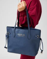 Briana K Bag - Cloud & Navy