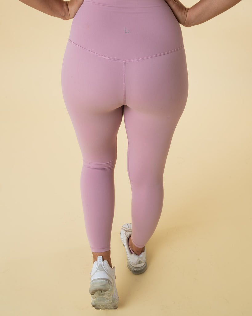 The Lolli Legging - Baby Pink