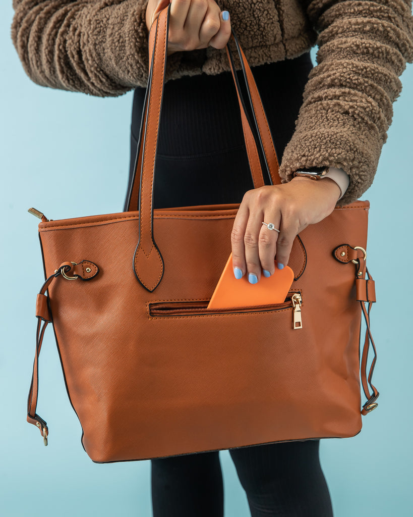 Briana K Bag - Brown