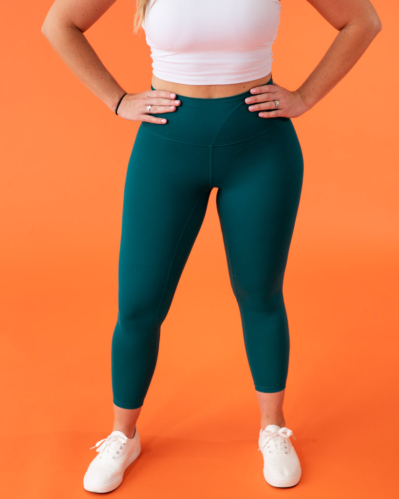 The Lolli Legging - Marine