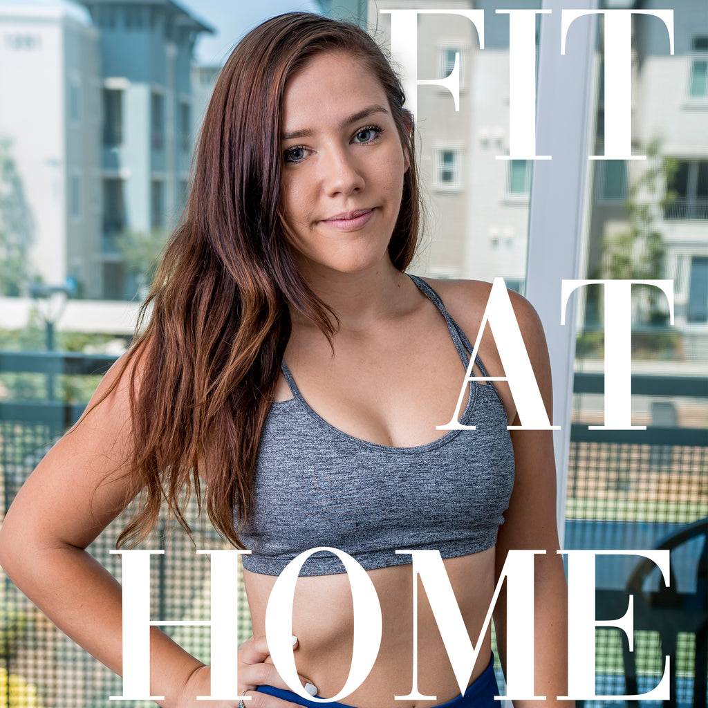 Fit At Home Workout Guide