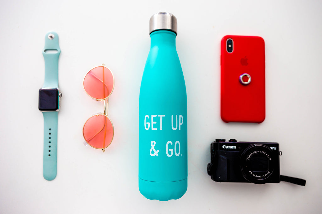 Get Up & Go: Insulated Bottle