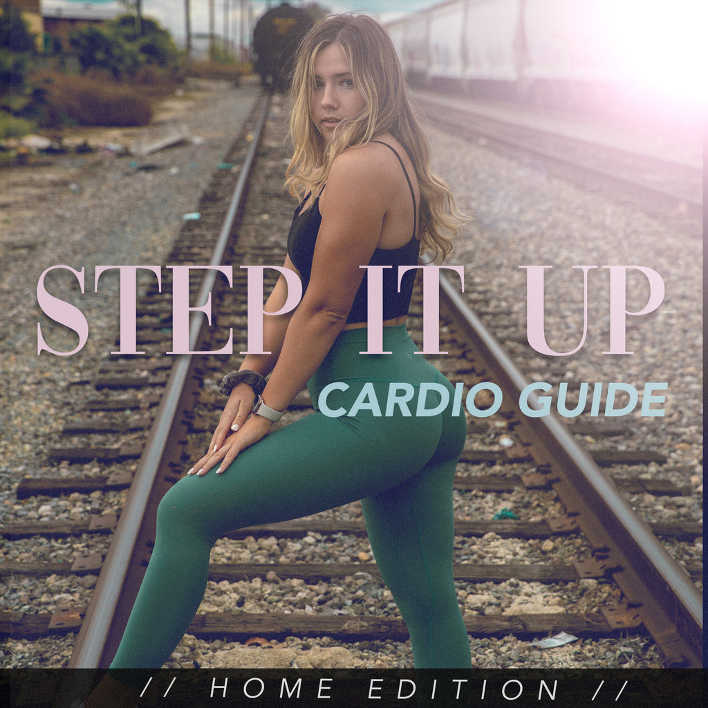 STEP IT UP! Fat Blasting Cardio Guide