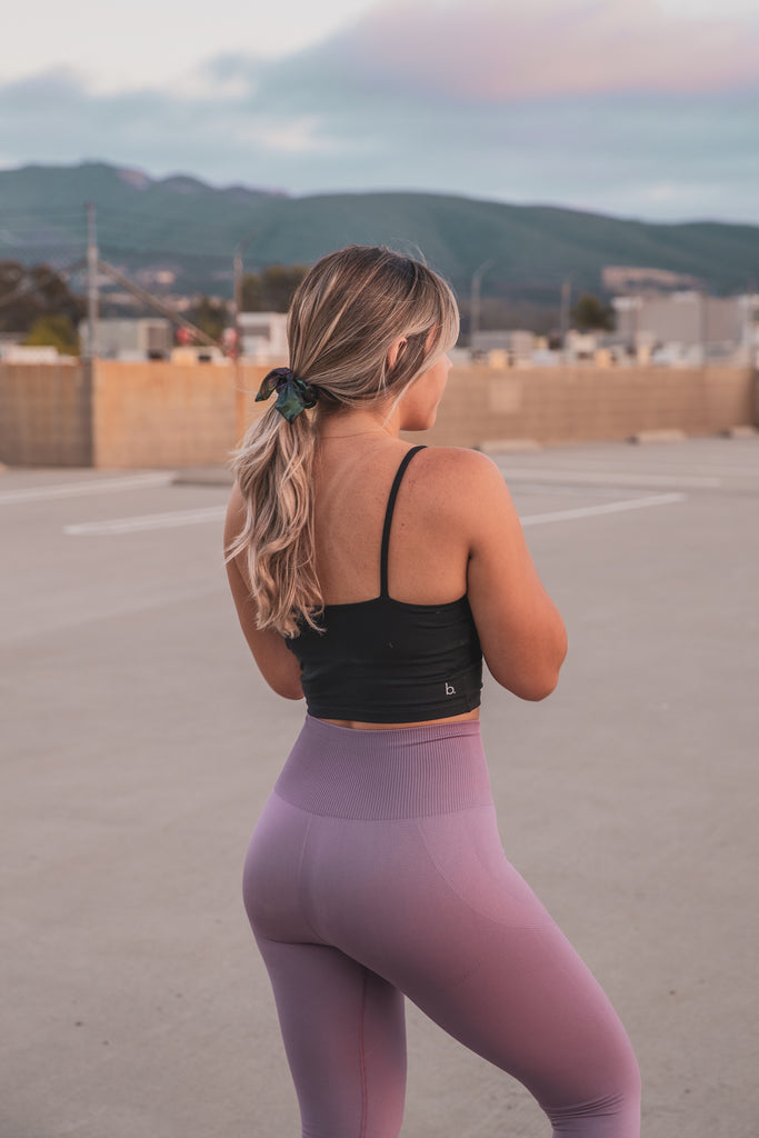 Dream Seamless Leggings - Orchid