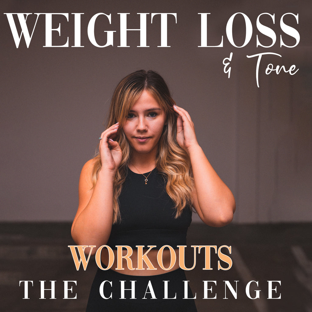 Weight Loss & Tone Challenge: Workouts