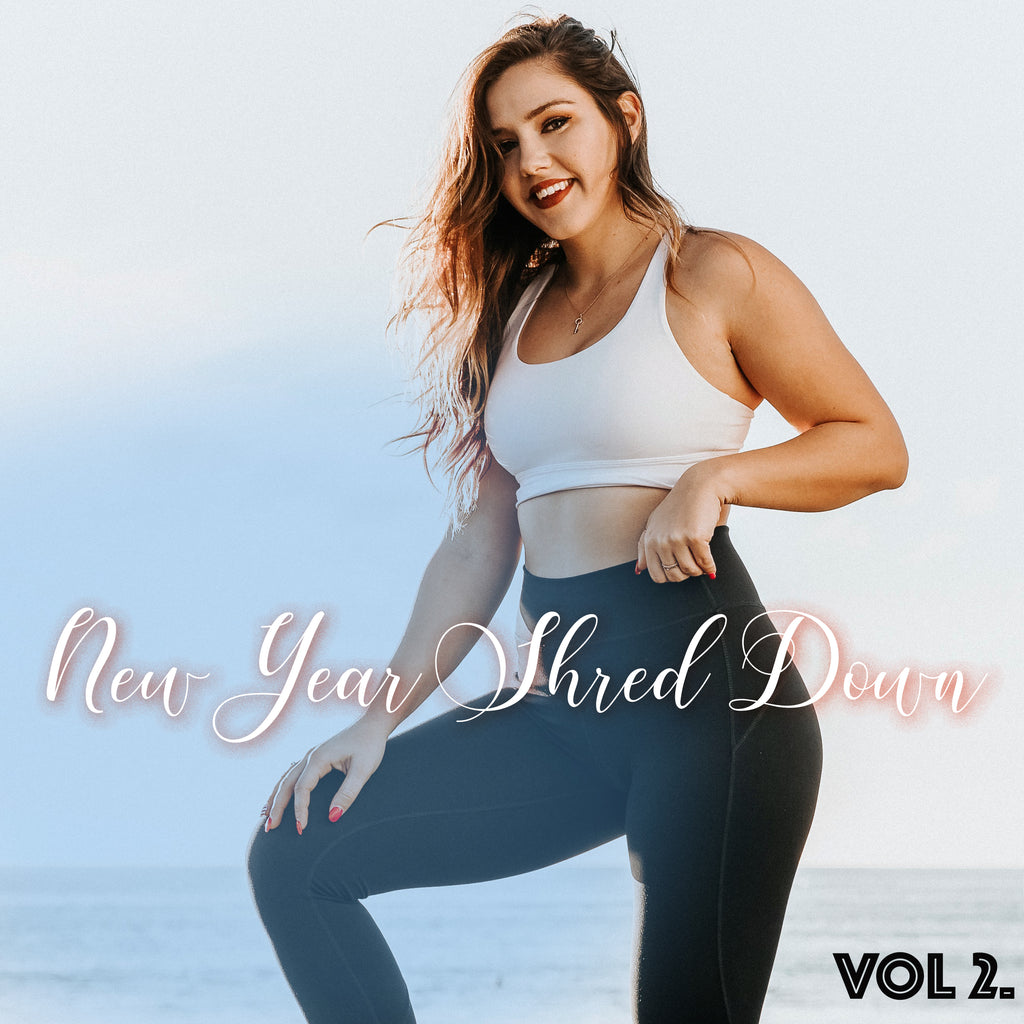 New Year Shred Down Vol. 2
