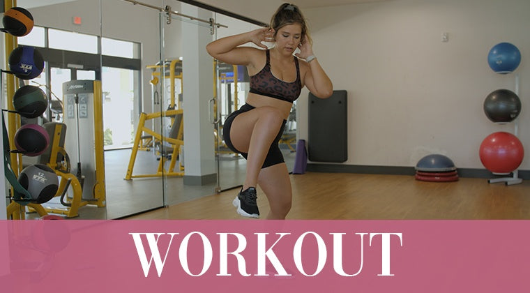 14 Minute HIIT workout