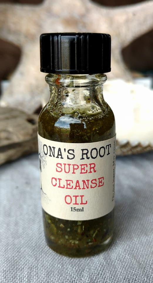 Super Cleanse Oil