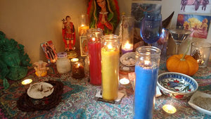 Bend Over 3 Day Candle Service