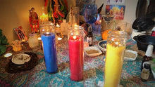 Custom 7 Day Candle Service