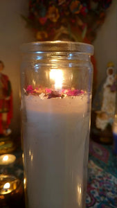Custom Angel Petition 3 Day Candle Service