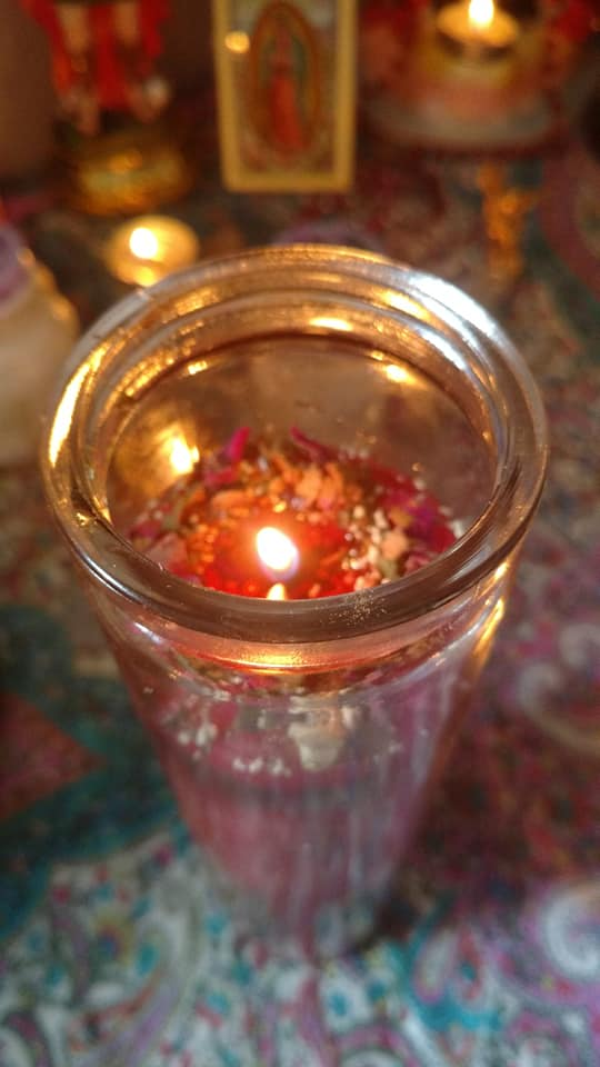 Looking for Lust 3 Day Candle Service