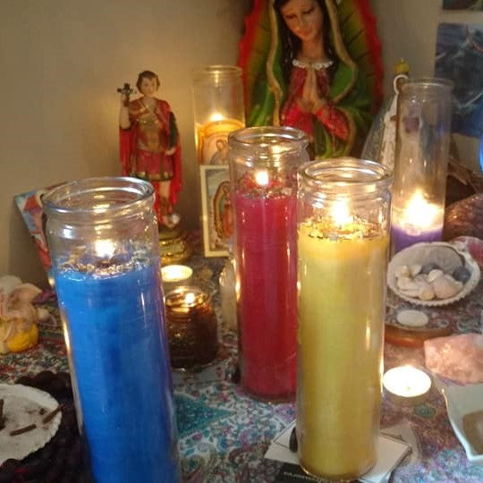 Rule the Roost Mama 3 Day Candle Service