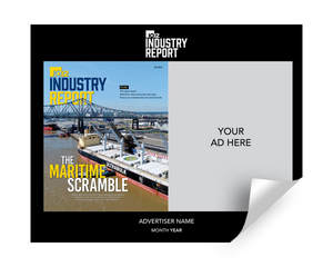 10/12 Industry Report Magazine Advertiser Reprints