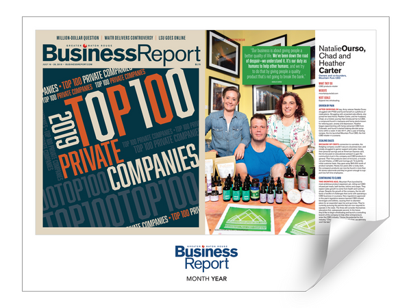 Business Report Article & Cover Spread Reprints