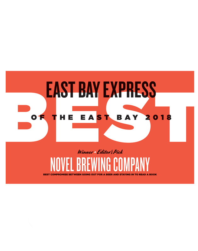 """Best of the East Bay"" Award Banner"