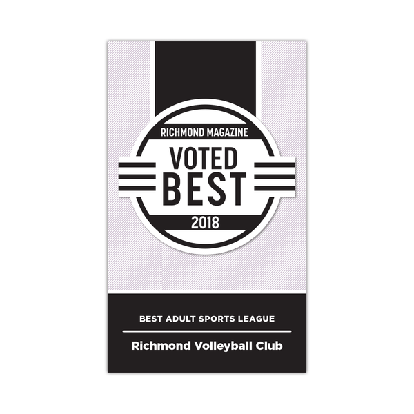"Richmond Magazine ""Best & Worst"" Award Banner"