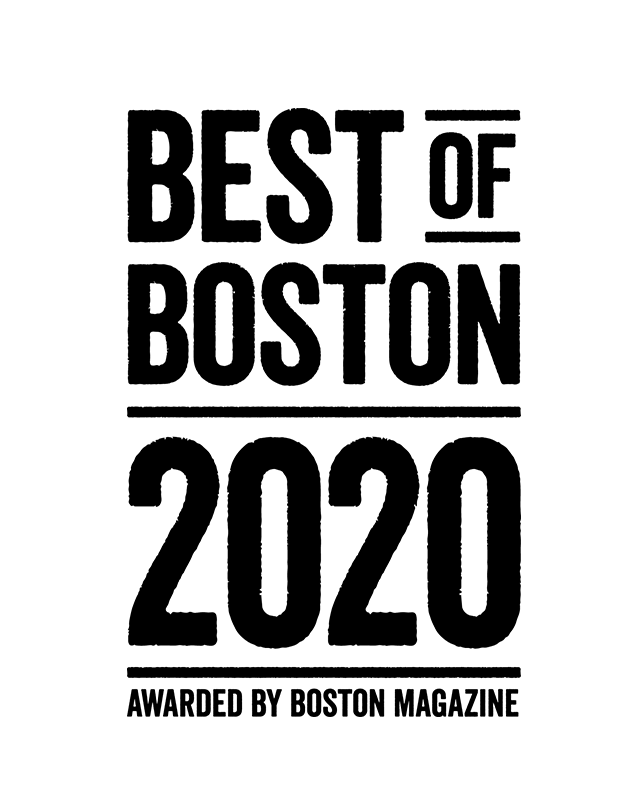 """Best of Boston"" Window Decals"