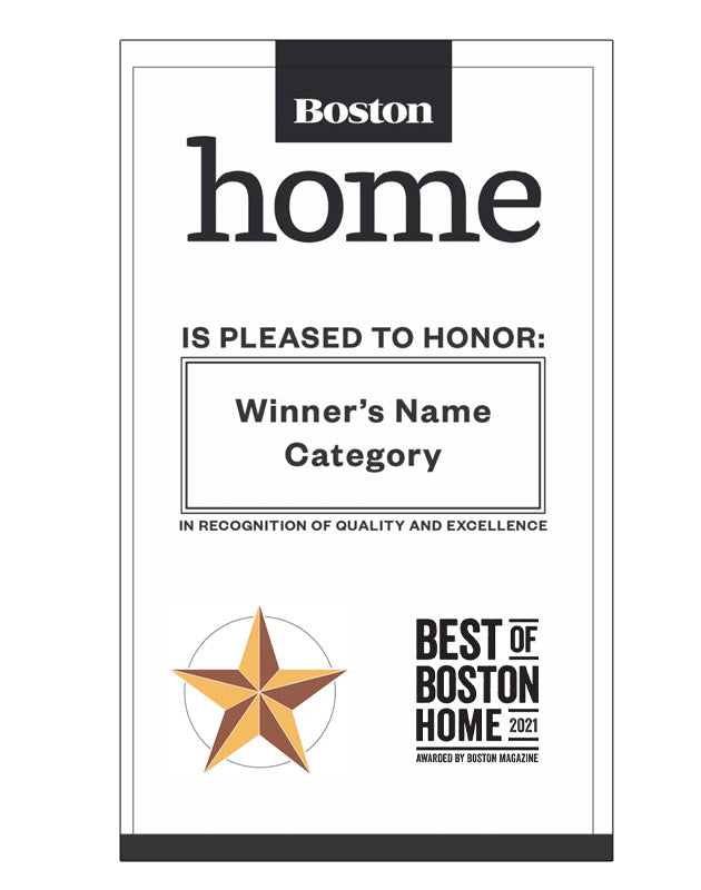 """Best of Boston Home"" Banners by NewsKeepsake"