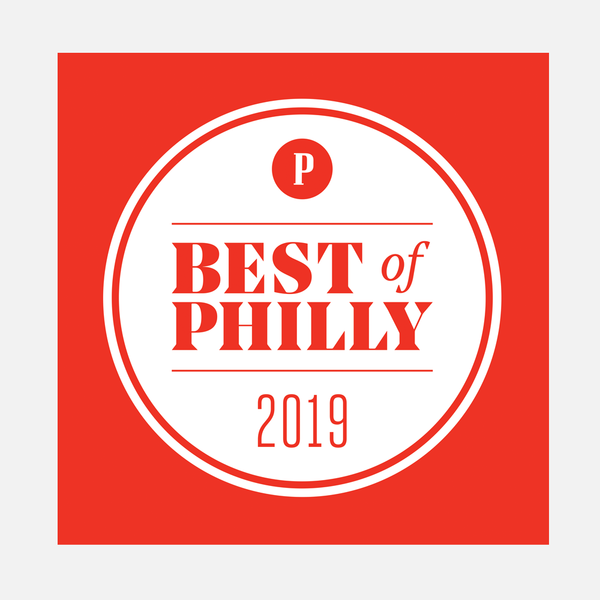 <em>Philadelphia</em> magazine Best of Philly Window Decal