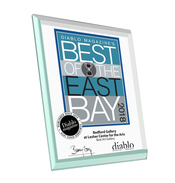 "Diablo Magazine ""Best of the East Bay"" Award - Glass"