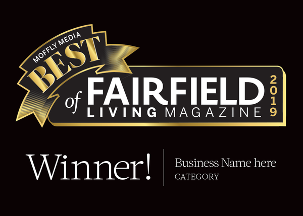"Moffly Media ""Best of Towns"" Window Decal"