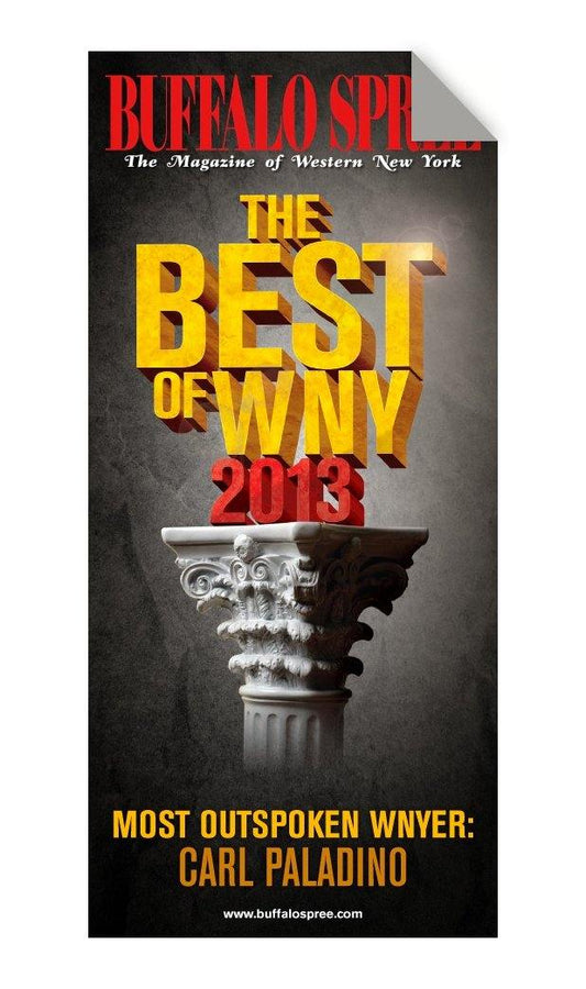 "Buffalo Spree ""Best of WNY"" Award PDF by NewsKeepsake"