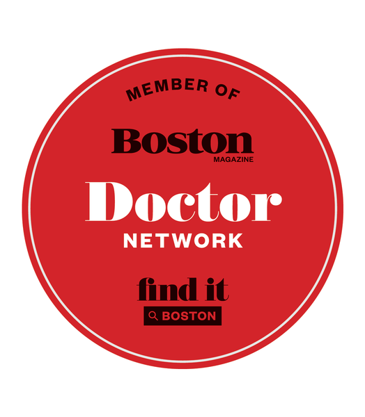"Boston Magazine ""Find It Network"" Window Decals by NewsKeepsake"