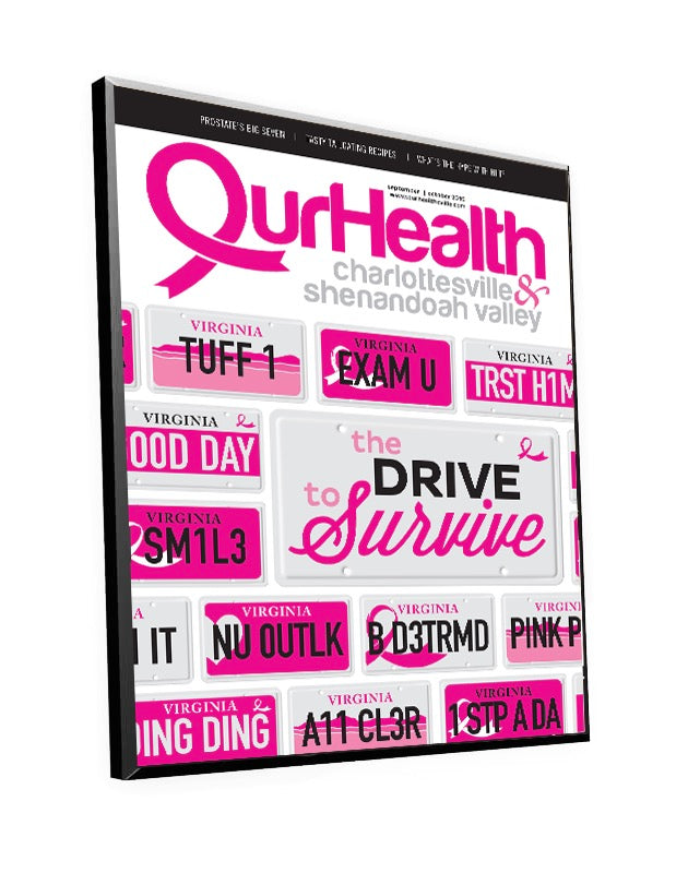 OurHealth Cover Plaques by NewsKeepsake