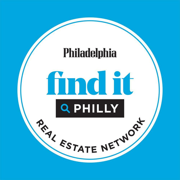 "<em>Philadelphia</em> magazine ""Find It Network"" Window Decals"