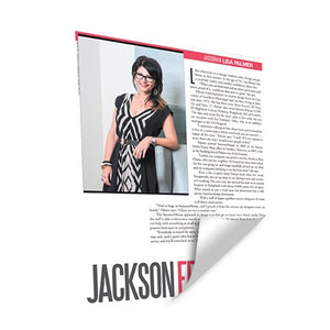 Jackson Free Press Article Reprint by NewsKeepsake
