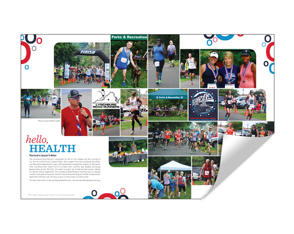 OurHealth Article Spread Reprint