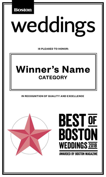 """Best of Boston Weddings"" Banners"
