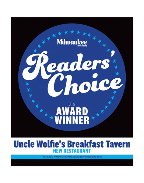 "Milwaukee Magazine ""Readers' Choice"" Awards"