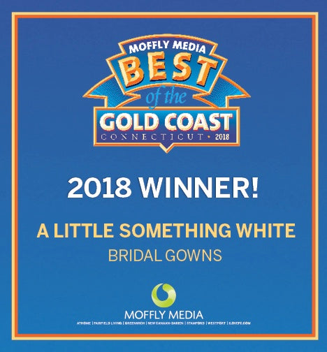 "Moffly Media ""Best of the Gold Coast"" Window Decal"