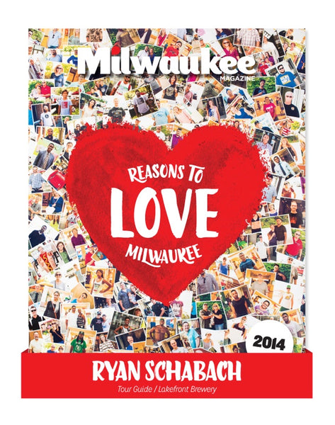 "Milwaukee Magazine ""Reasons to Love Milwaukee"" Awards by NewsKeepsake"