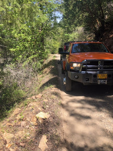 Exploring BLM and NF D Roads