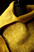 "Load image into Gallery viewer, ""L'Or"" merino wool and silk wrap"