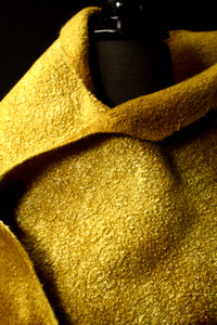 """L'Or"" merino wool and silk wrap"