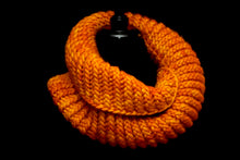 Load image into Gallery viewer, Marigold Möbius Cowl