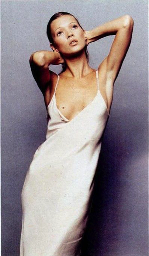 The 90s: Rise of the Silk Slip Dress