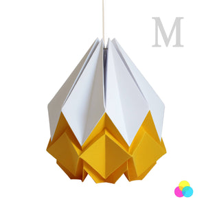 Suspension Origami Bicolore - taille M