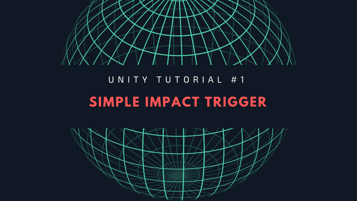 How to Create a Simple Audio Impact/Collision Trigger with