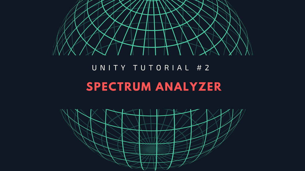 How to Make an Audio Spectrum Analyzer in Unity